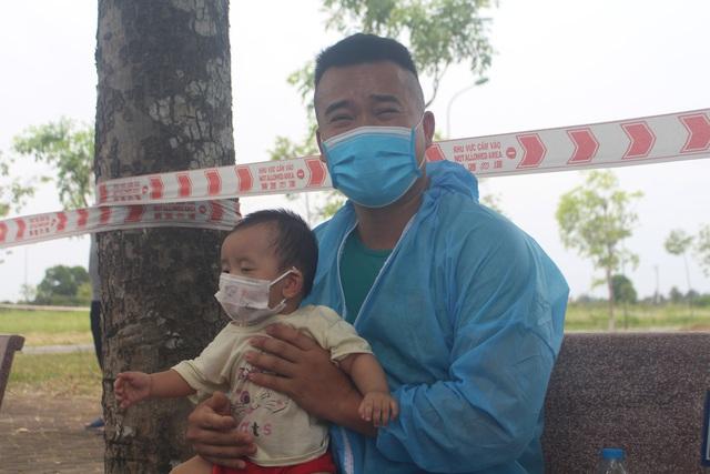 Thanh Hóa tiếp nhận 422 công dân từ Bắc Giang trở về địa phương - Ảnh 6.