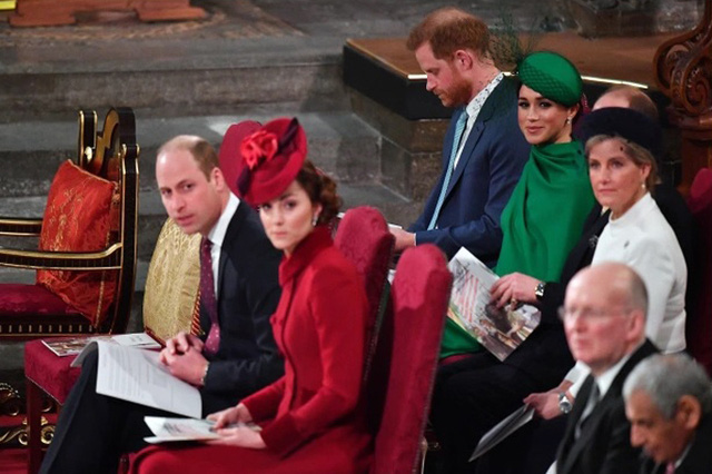 Hoàng tử Harry tức giận vì bị gạt qua bên trong sự kiện hoàng gia cuối - Ảnh 3.