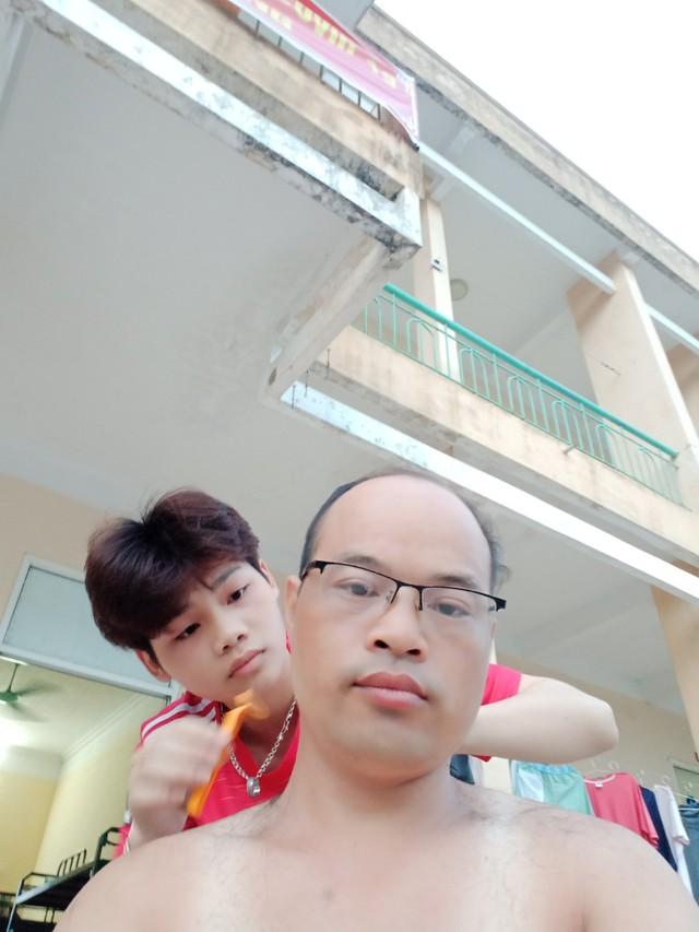 Người cha đặc biệt trong khu cách ly nam ở Nam Định - Ảnh 7.