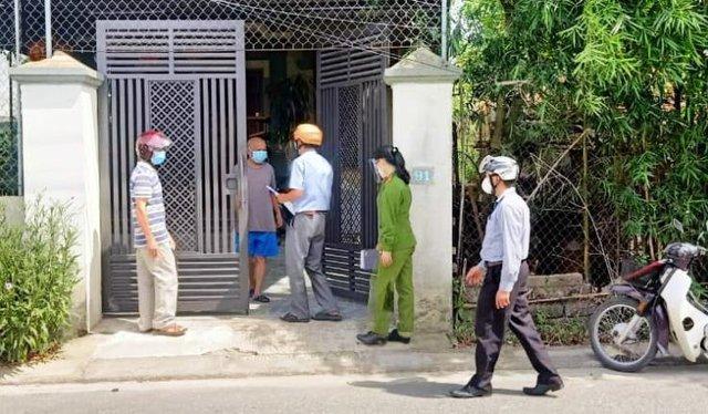 Tổng lực truy vết những trường hợp liên quan đến chợ đầu mối ở Nghệ An - Ảnh 4.