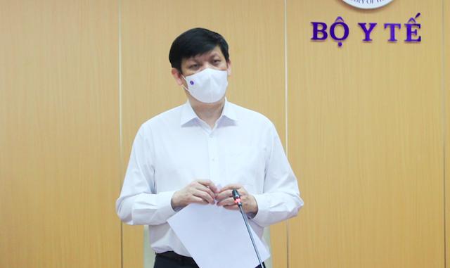 Bộ trưởng Bộ Y tế: Chu kỳ lây nhiễm của virus còn 2 ngày, có thể gia tăng nhiều ca mắc và tử vong - Ảnh 4.