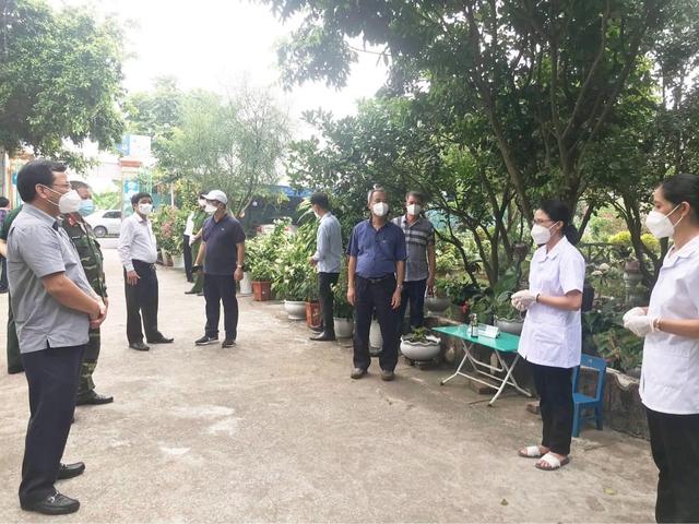 Bac Giang انزوای پزشکی را برای کودکان زیر 15 سال اصلاح می کند - عکس 3.