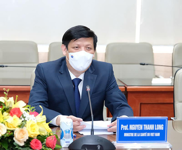 Bộ trưởng Bộ Y tế mong muốn Australia, Pháp và Úc hỗ trợ Việt Nam tiếp cận nhiều hơn với vaccine COVID-19  - Ảnh 2.