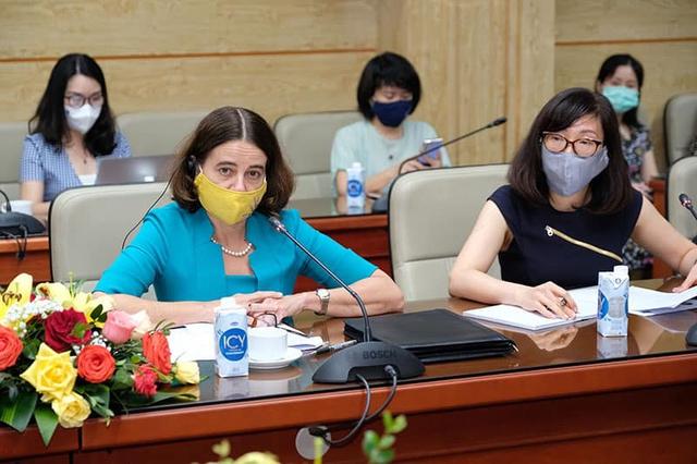 Bộ trưởng Bộ Y tế mong muốn Australia, Pháp và Úc hỗ trợ Việt Nam tiếp cận nhiều hơn với vaccine COVID-19  - Ảnh 3.
