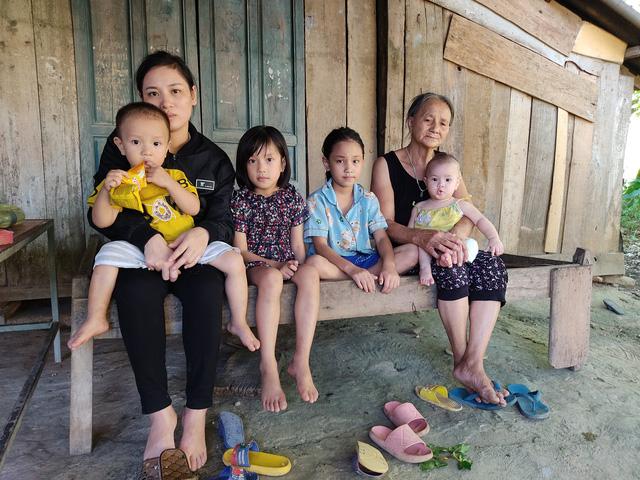 4 đứa nhỏ nheo nhóc cầu xin sự sống cho người mẹ mắc bệnh hiểm nghèo - Ảnh 3.