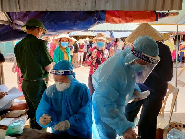 Thanh Hoa 1 مورد COVID -19 را در جامعه با منبع عفونی ناشناخته ثبت کرد - عکس 2.