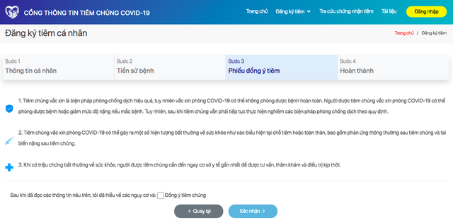 Đăng ký online tiêm vaccine COVID-19, người dân cần chuẩn bị thông tin gì? - Ảnh 5.