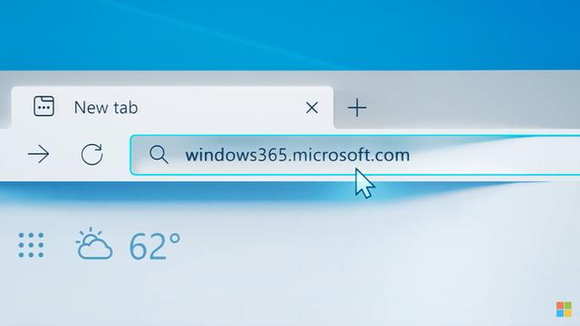 Microsoft đem Windows lên trình duyệt web - Ảnh 1.