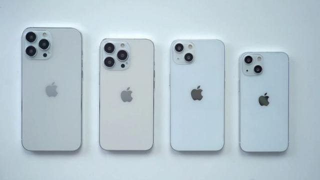 Tại sao camera trên iPhone 13 đột nhiên có kiểu thiết kế chéo?  - Ảnh 1.