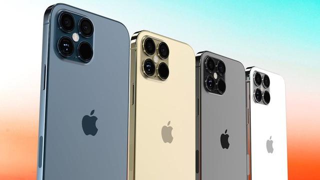 iPhone 13 Pro sẽ có 4 màu sắc mới  - Ảnh 1.