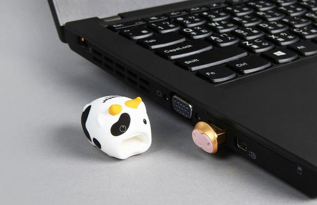 Loạt thiết bị công nghệ có thiết kế dễ thương - Ảnh 4.