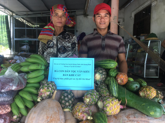 مردم کوانگ بین به اقوام خود در جنوب عشق می فرستند - عکس 4.