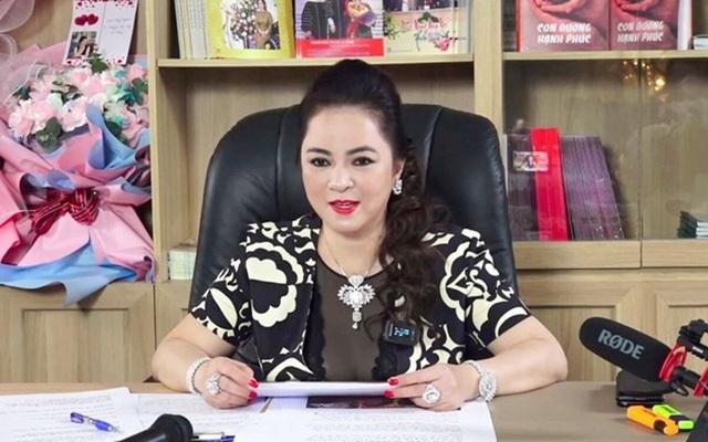 Vy Oanh gửi đơn tố cáo bà Phương Hằng - Ảnh 3.