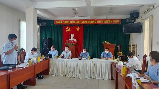 Bộ Y tế giúp Đồng Nai khống chế điểm dịch Changshin - Ảnh 4.