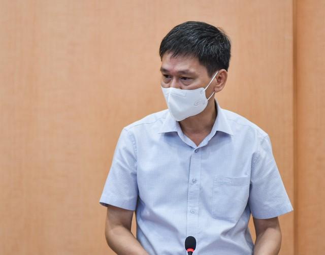Nguy cơ dịch bệnh ở mức rất cao, khả thêm nhiều ca bệnh, chùm bệnh, Hà Nội thiết lập các bệnh viện dã chiến - Ảnh 2.