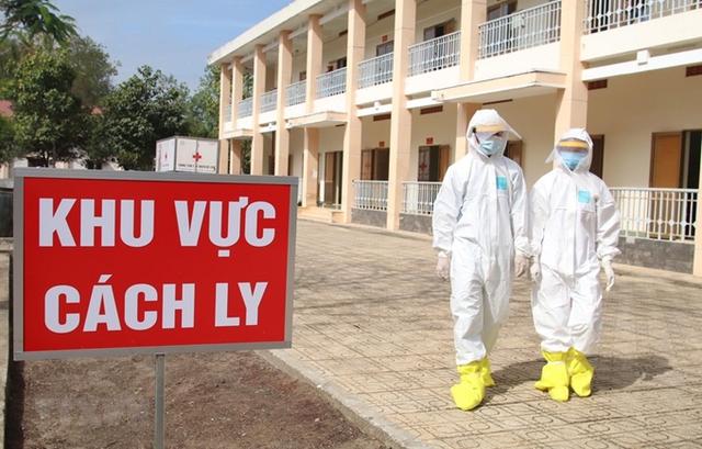 Vĩnh Phúc: 18 công dân trở về từ TP.HCM dương tính SARS-CoV-2 - Ảnh 3.