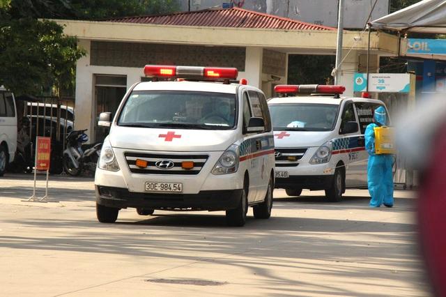 Nữ công nhân quê Hưng Yên làm việc ở Hải Dương dương tính SARS-CoV-2 - Ảnh 3.