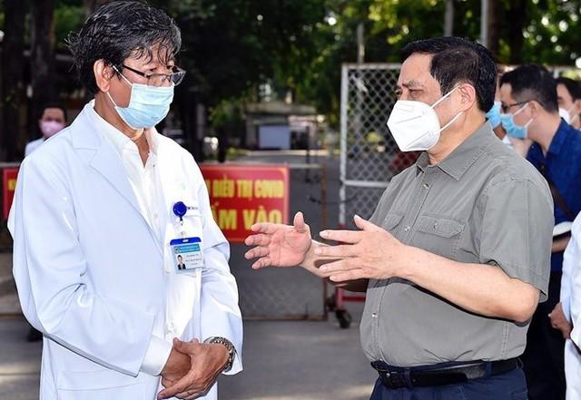 Thủ tướng chỉ đạo kiểm tra, làm rõ thông tin 'tiêm vaccine không cần đăng ký' - Ảnh 3.