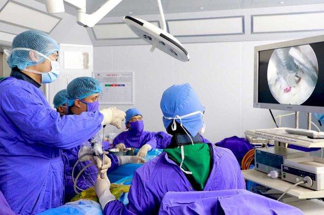 Quảng Ninh: Nâng cao chất lượng dịch vụ khám, chữa bệnh cho người dân - Ảnh 1.