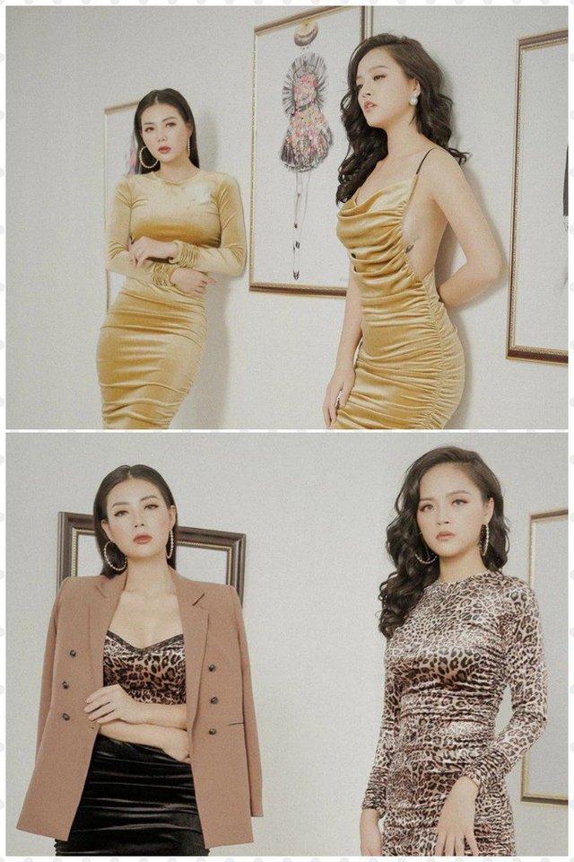 2 mỹ nhân Quỳnh búp bê từng chinh chiến đấu trường hoa hậu: Sắc vóc sau 1 thập kỉ thăng hạng - Ảnh 2.