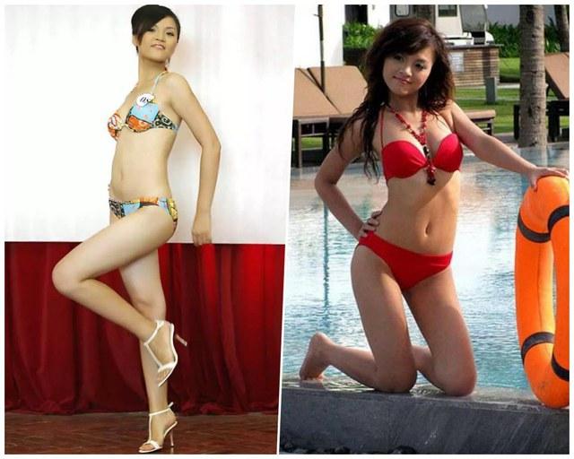 2 mỹ nhân Quỳnh búp bê từng chinh chiến đấu trường hoa hậu: Sắc vóc sau 1 thập kỉ thăng hạng - Ảnh 10.