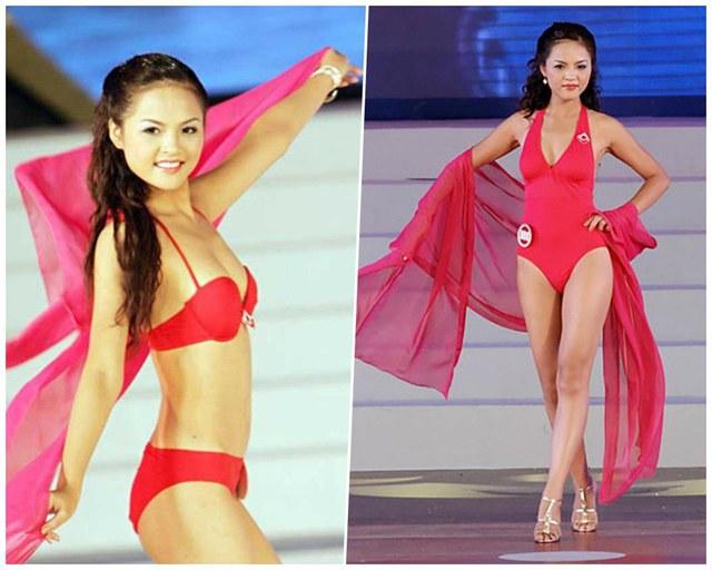 2 mỹ nhân Quỳnh búp bê từng chinh chiến đấu trường hoa hậu: Sắc vóc sau 1 thập kỉ thăng hạng - Ảnh 11.