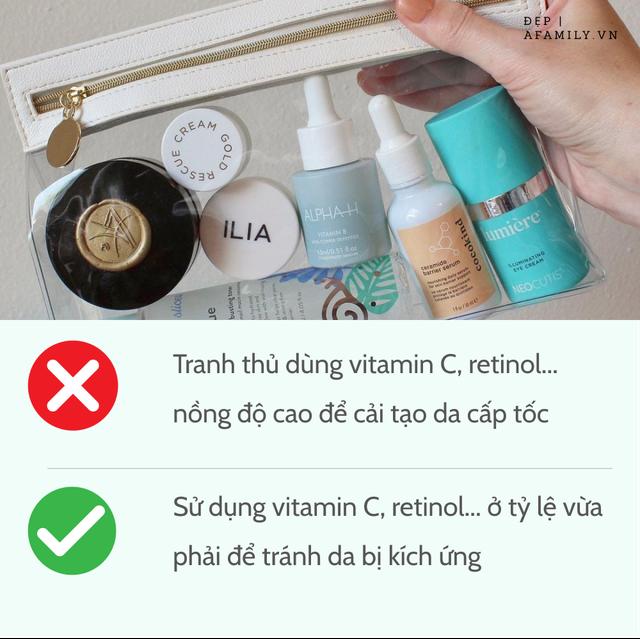 5 sai lầm khi chăm sóc da tại nhà khiến làn da lão hóa không phanh, lỗ chân lông to - Ảnh 3.