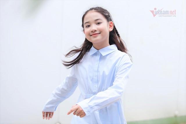 Diễn viên nhí Hương vị tình thân trúng tuyển trường top đầu ở Hà Nội - Ảnh 4.