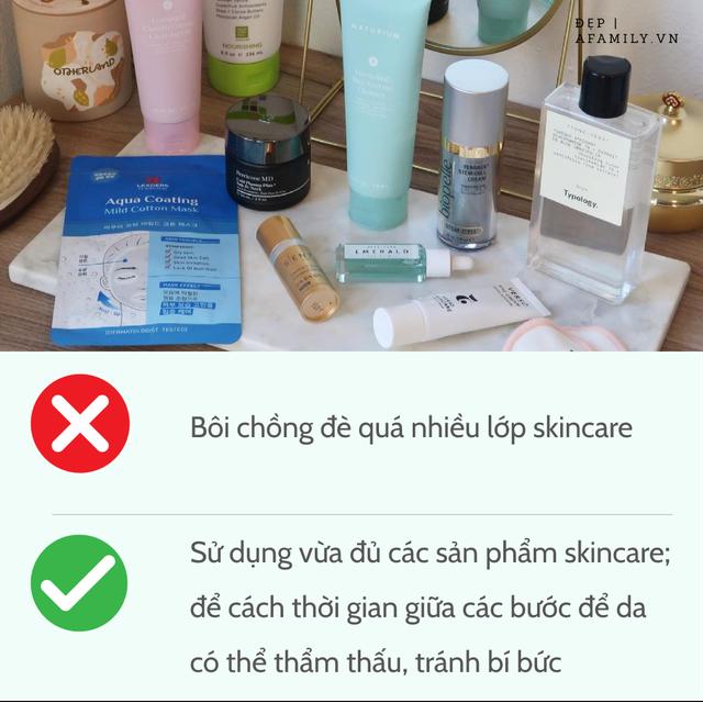 5 sai lầm khi chăm sóc da tại nhà khiến làn da lão hóa không phanh, lỗ chân lông to - Ảnh 5.