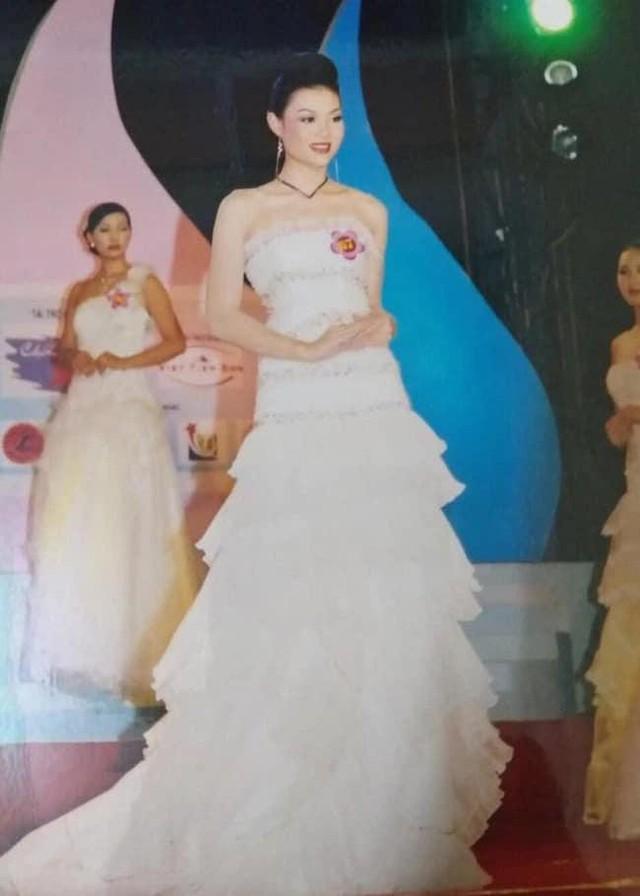 2 mỹ nhân Quỳnh búp bê từng chinh chiến đấu trường hoa hậu: Sắc vóc sau 1 thập kỉ thăng hạng - Ảnh 4.