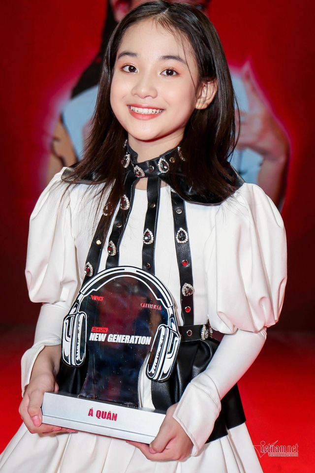 Diễn viên nhí Hương vị tình thân trúng tuyển trường top đầu ở Hà Nội - Ảnh 7.