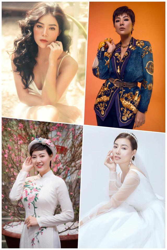2 mỹ nhân Quỳnh búp bê từng chinh chiến đấu trường hoa hậu: Sắc vóc sau 1 thập kỉ thăng hạng - Ảnh 6.