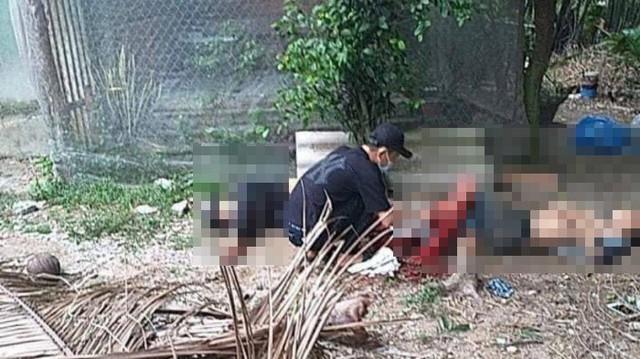 Bắt tạm giam nhóm đối tượng trong vụ hỗn chiến làm 2 người tử vong ở Long An - Ảnh 1.