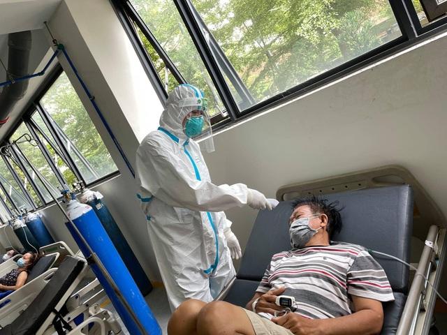 Mong các bệnh nhân hợp tác với cán bộ y tế - Ảnh 3.
