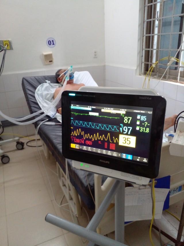 Sát thủ thiếu oxy thầm lặng ở bệnh nhân COVID-19 - Ảnh 3.
