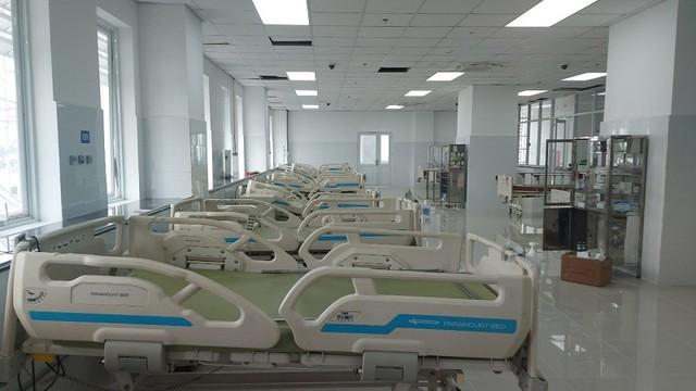 Đồng Nai dồn sức sớm đưa các bệnh viện điều trị COVID-19 hoạt động - Ảnh 2.