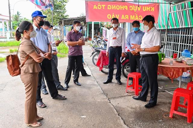 Cà Mau tích cực triển khai công tác phòng, chống COVID-19, thực hiện Chỉ thị 16 của Thủ tướng Chính phủ - Ảnh 10.