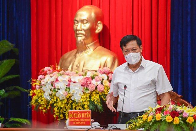 Cà Mau tích cực triển khai công tác phòng, chống COVID-19, thực hiện Chỉ thị 16 của Thủ tướng Chính phủ - Ảnh 8.