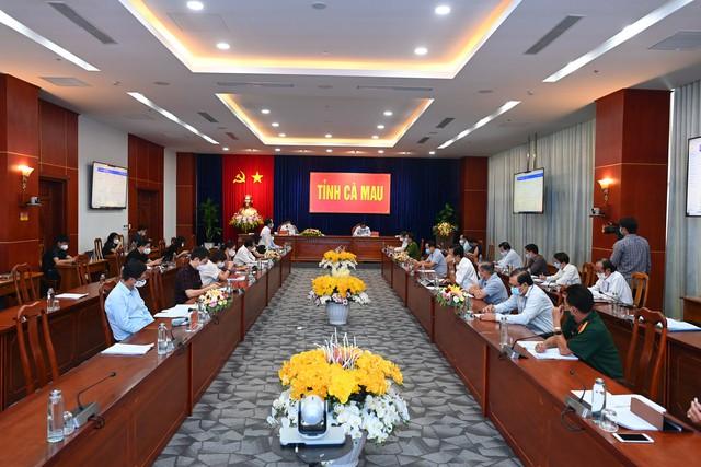 Cà Mau tích cực triển khai công tác phòng, chống COVID-19, thực hiện Chỉ thị 16 của Thủ tướng Chính phủ - Ảnh 2.