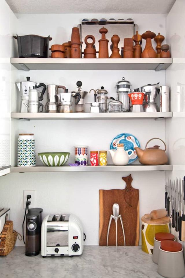 16 ý tưởng tổ chức, lưu trữ bếp tốt nhất mọi thời đại mà bạn không nên bỏ qua - Ảnh 2.