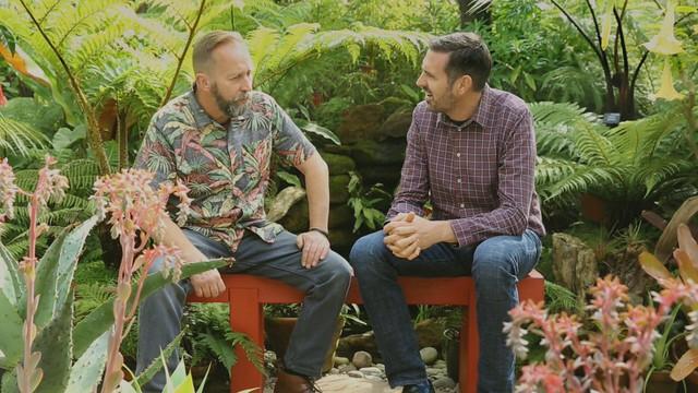 Khu vườn nhiệt đới với hàng nghìn loài thực vật sinh sống của cặp vợ chồng dành 25 năm để chăm sóc - Ảnh 9.