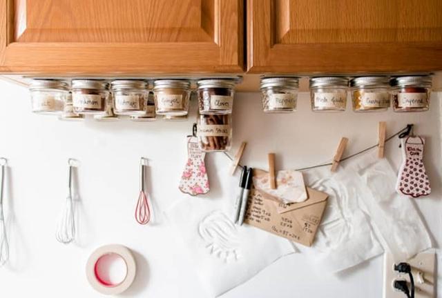 16 ý tưởng tổ chức, lưu trữ bếp tốt nhất mọi thời đại mà bạn không nên bỏ qua - Ảnh 10.