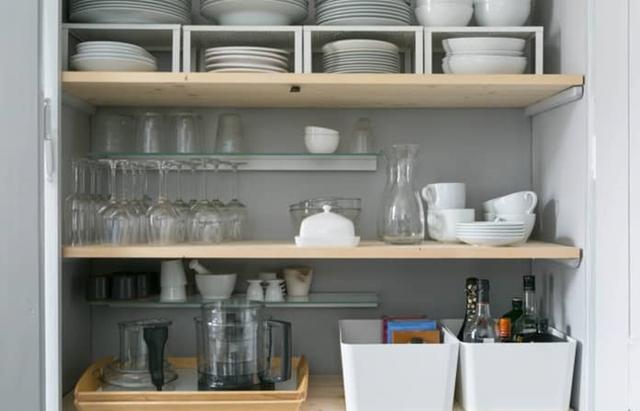 16 ý tưởng tổ chức, lưu trữ bếp tốt nhất mọi thời đại mà bạn không nên bỏ qua - Ảnh 14.
