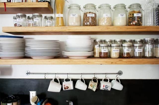 16 ý tưởng tổ chức, lưu trữ bếp tốt nhất mọi thời đại mà bạn không nên bỏ qua - Ảnh 3.