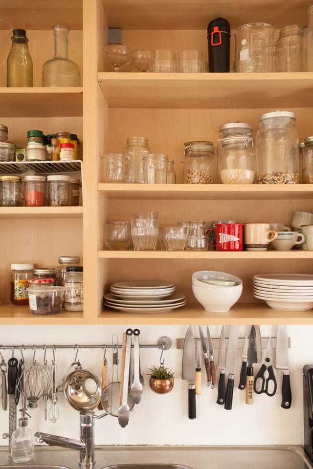 16 ý tưởng tổ chức, lưu trữ bếp tốt nhất mọi thời đại mà bạn không nên bỏ qua - Ảnh 16.