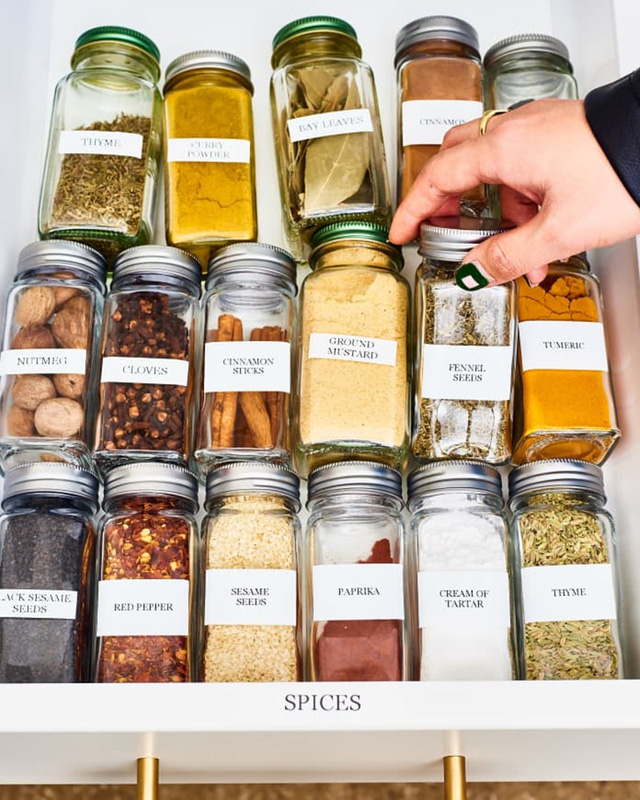 16 ý tưởng tổ chức, lưu trữ bếp tốt nhất mọi thời đại mà bạn không nên bỏ qua - Ảnh 19.
