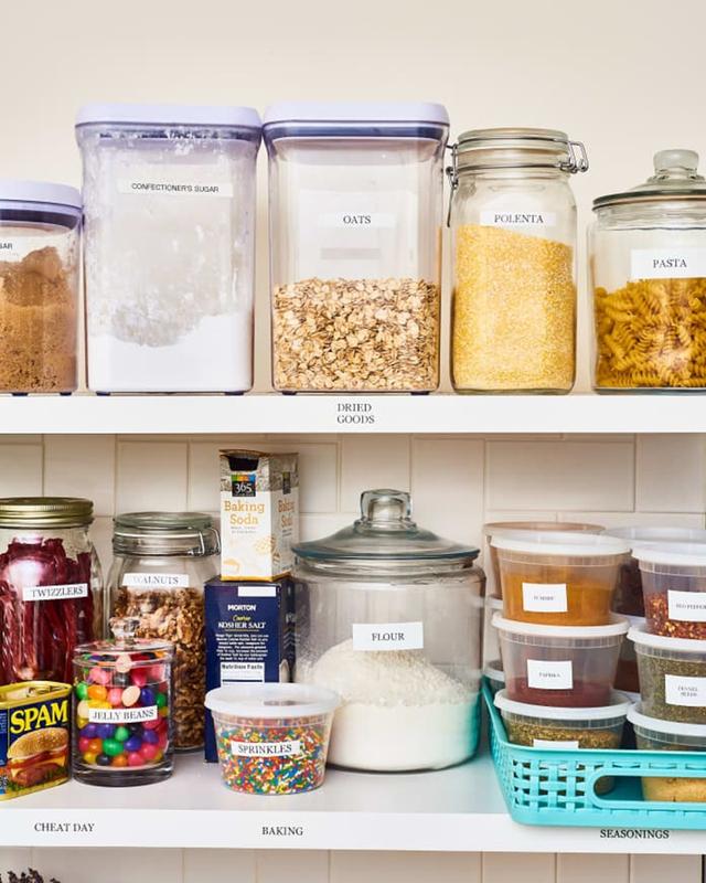 16 ý tưởng tổ chức, lưu trữ bếp tốt nhất mọi thời đại mà bạn không nên bỏ qua - Ảnh 4.