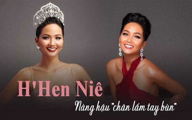 """Hoa hậu H'Hen Niê """"nói không"""" với tảo hôn ở tuổi 13 để viết nên kỳ tích - Ảnh 9."""