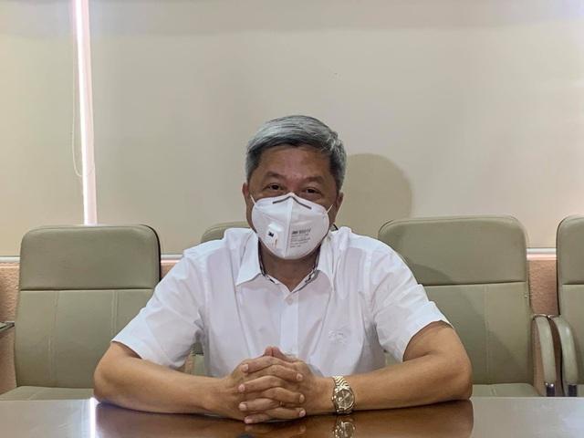 Thứ trưởng Nguyễn Trường Sơn kêu gọi y tế tư nhân, y bác sĩ nghỉ hưu ở TP.HCM tham gia chống dịch - Ảnh 2.