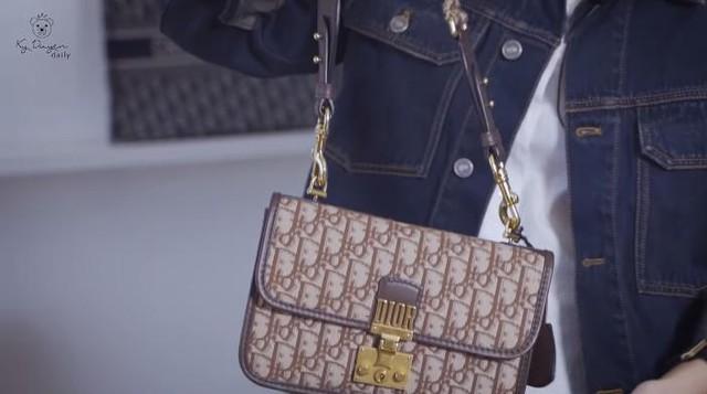 Lóa mắt tủ đồ Dior nửa tỷ của Hoa hậu Kỳ Duyên - Ảnh 2.